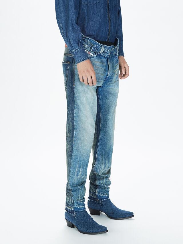 Diesel - SOPKN01, Jean Bleu - Jeans - Image 7