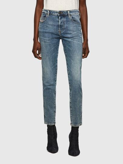 Diesel - Babhila 069WC, Bleu moyen - Jeans - Image 1