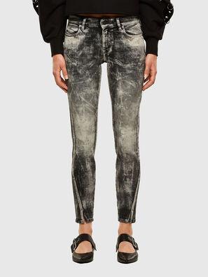 D-Jevel 009FG, Gris Clair - Jeans