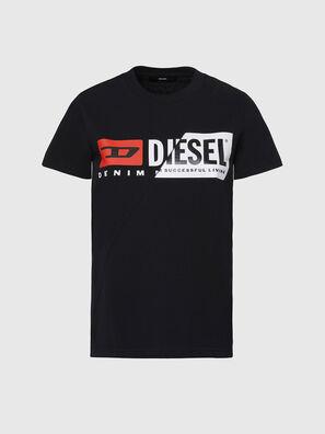 T-SILY-CUTY, Noir - T-Shirts