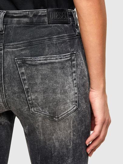 Diesel - Babhila 009PX, Noir/Gris foncé - Jeans - Image 5