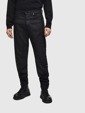 TYPE-2015-NE, Noir/Gris foncé - Jeans