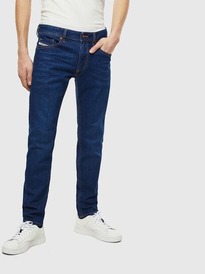 Diesel - Thommer 0095Z, Bleu Foncé - Jeans - Image 1