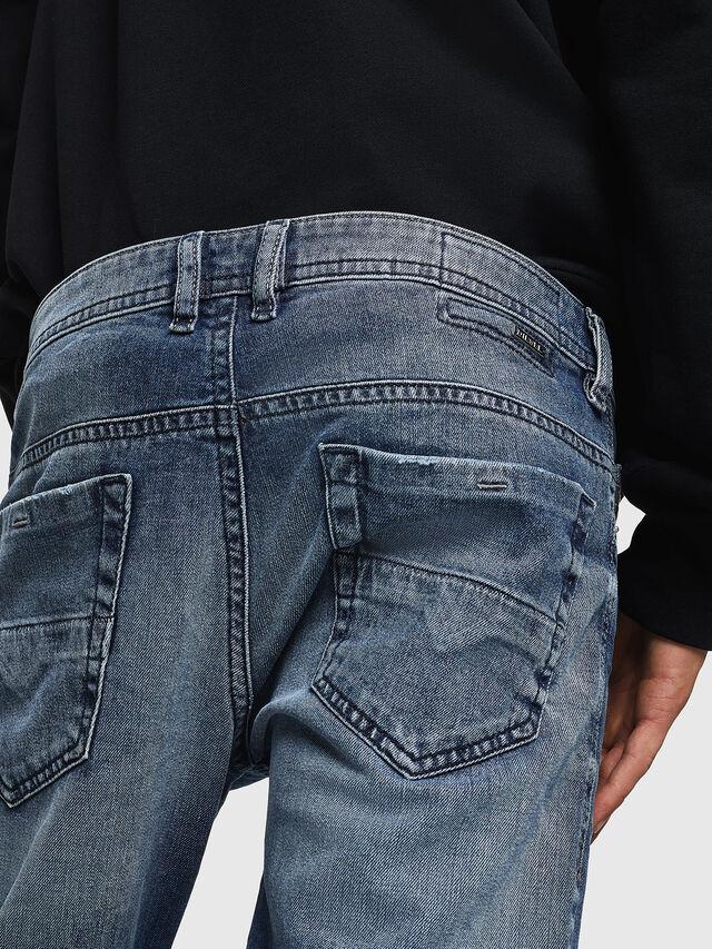 Diesel - Thommer 0853P, Bleu moyen - Jeans - Image 4