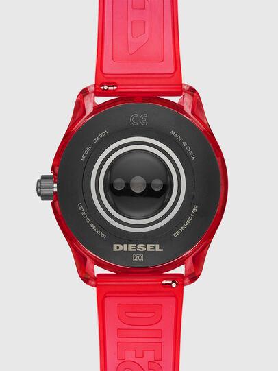 Diesel - DT2019, Rouge - Smartwatches - Image 4