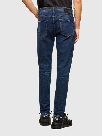 Diesel - D-Strukt 009NV, Bleu Foncé - Jeans - Image 2