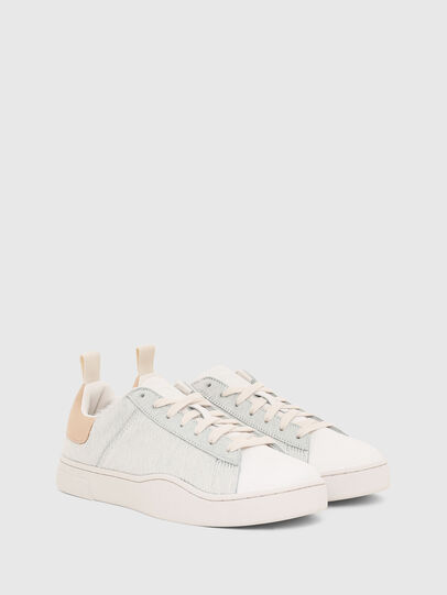 Diesel - S-CLEVER LOW LACE W, Blanc - Baskets - Image 2