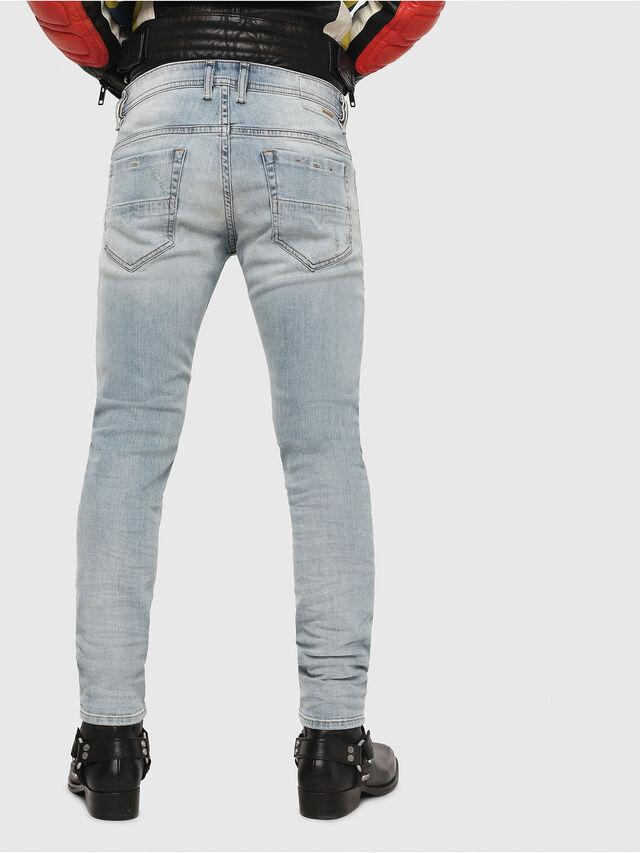 Diesel - Thommer 087AX, Bleu Clair - Jeans - Image 2