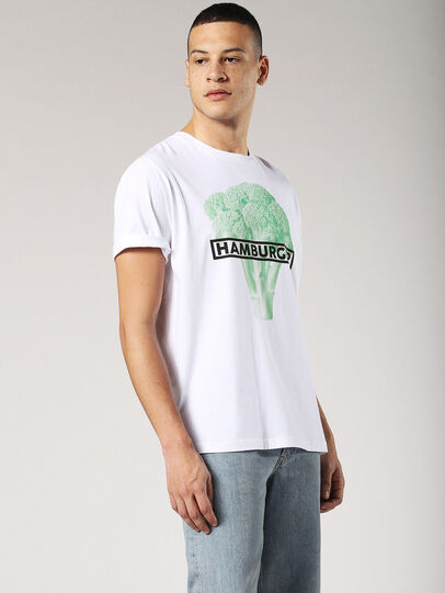 Diesel - T-JUST-SO,  - T-Shirts - Image 3