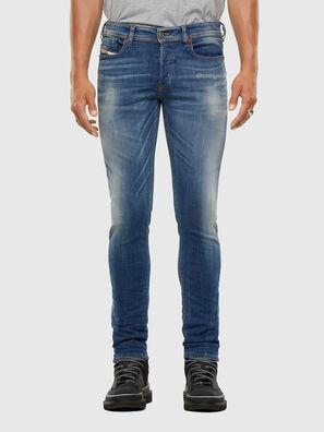 Sleenker 009FC, Bleu moyen - Jeans