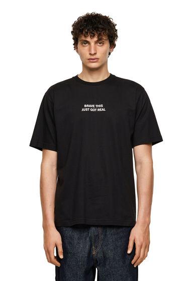 T-shirt avec imprimé panthère