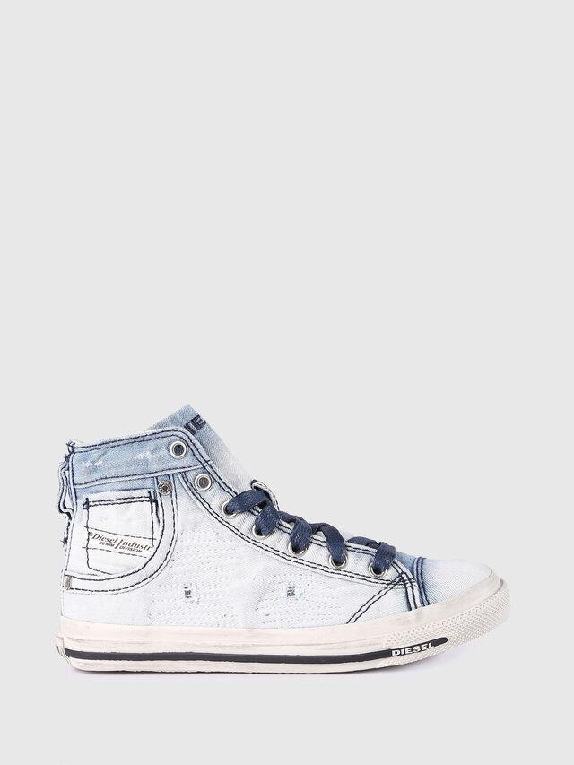 Diesel - SN MID 20 EXPOSURE Y, Bleu Clair - Footwear - Image 1