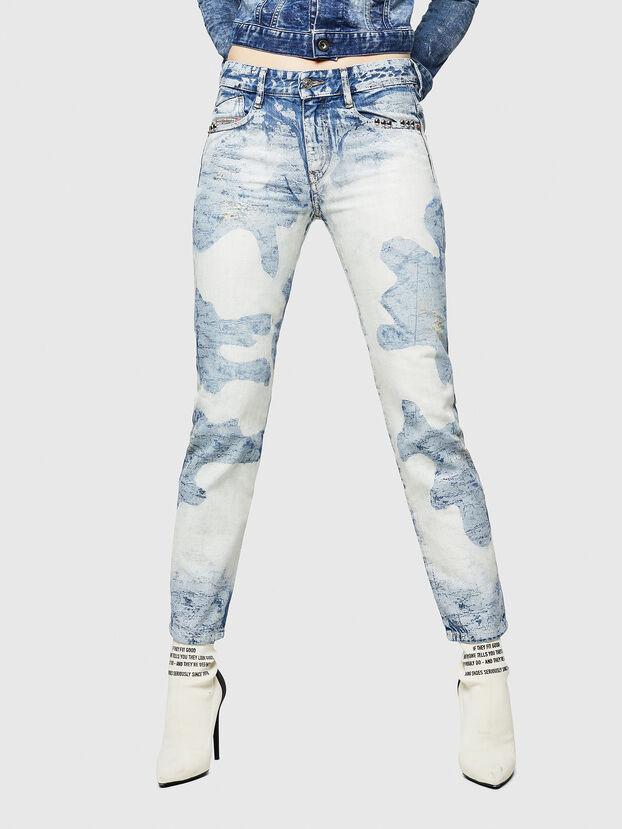 D-Rifty 0890P, Bleu Clair - Jeans