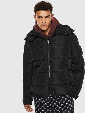 W-SMITH-YA-WH, Noir - Vestes d'hiver