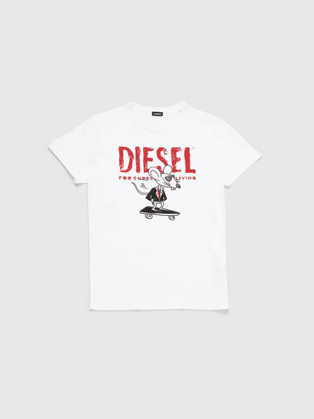 CL-T-DIEGO-1, Blanc - T-Shirts