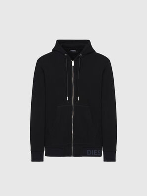S-ELECTRUM, Noir - Pull Cotton