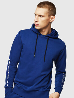UMLT-BRANDON, Bleu - Pull Cotton