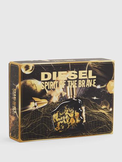 Diesel - SPIRIT OF THE BRAVE 50ML GIFT SET, Noir/Doré - Only The Brave - Image 3