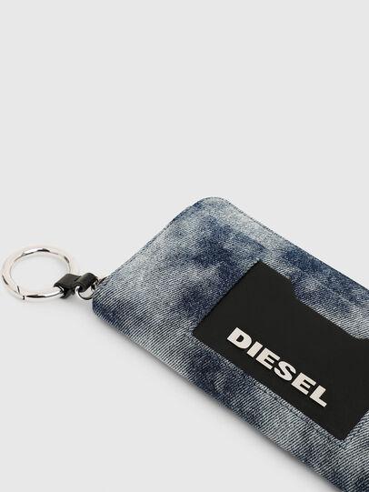 Diesel - ALLIUM, Jean Bleu - Portefeuilles Zippés - Image 4