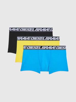 UMBX-DAMIENTHREEPACK, Bleu/Jaune - Boxeurs courts