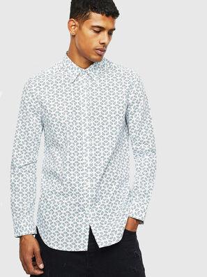 S-CLES-D, Blanc - Chemises