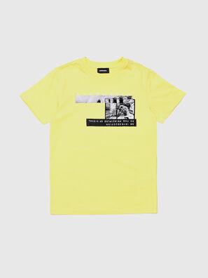 TJUSTYP, Jaune - T-shirts et Hauts
