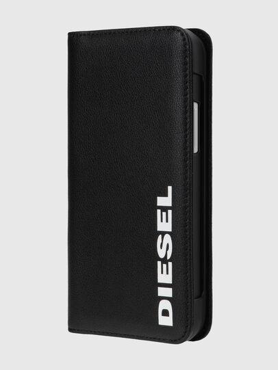 Diesel - DIPH-037-BKLVL, Noir - Coques à rabat - Image 2