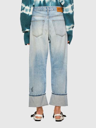 Diesel - D-Reggy 009GZ, Bleu Clair - Jeans - Image 2
