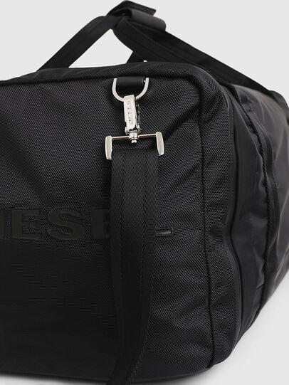 Diesel - M-CAGE DUFFLE M, Noir - Sacs de voyage - Image 6