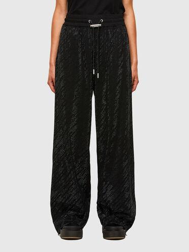 Pantalon en jersey avec micro-clous
