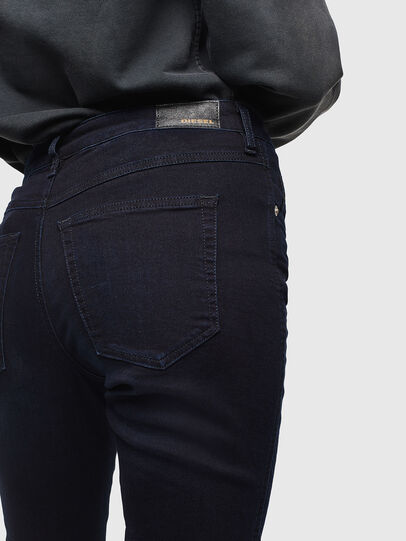 Diesel - Babhila 0095X, Bleu Foncé - Jeans - Image 4