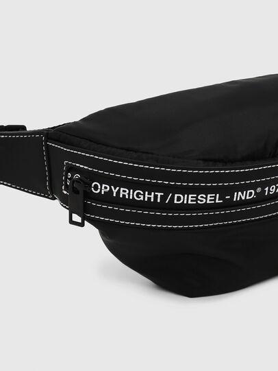 Diesel - NELUMBO, Noir - Sacs ceinture - Image 5