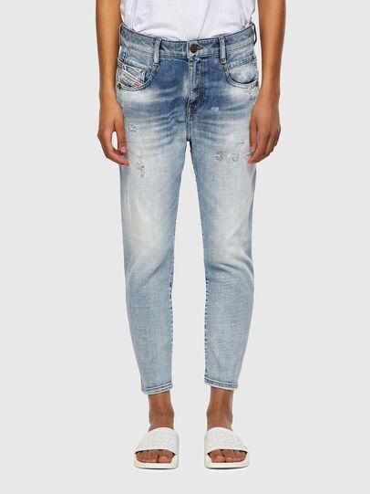Diesel - Fayza 009TP, Bleu moyen - Jeans - Image 1
