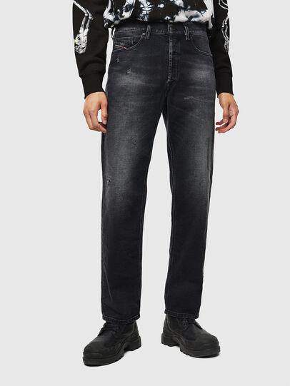 Diesel - D-Macs 0097S, Noir/Gris foncé - Jeans - Image 1