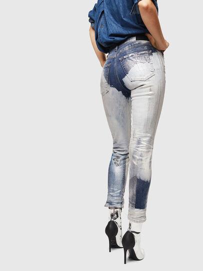 Diesel - Babhila 0094W, Bleu moyen - Jeans - Image 2
