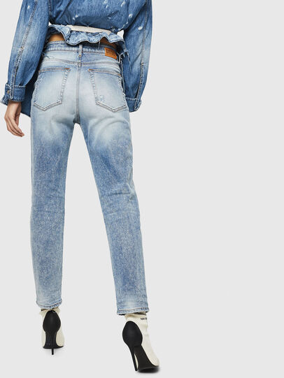 Diesel - D-Eiselle 084AA, Bleu Clair - Jeans - Image 2