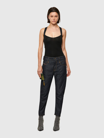 Diesel - Fayza 009HF, Bleu Foncé - Jeans - Image 5