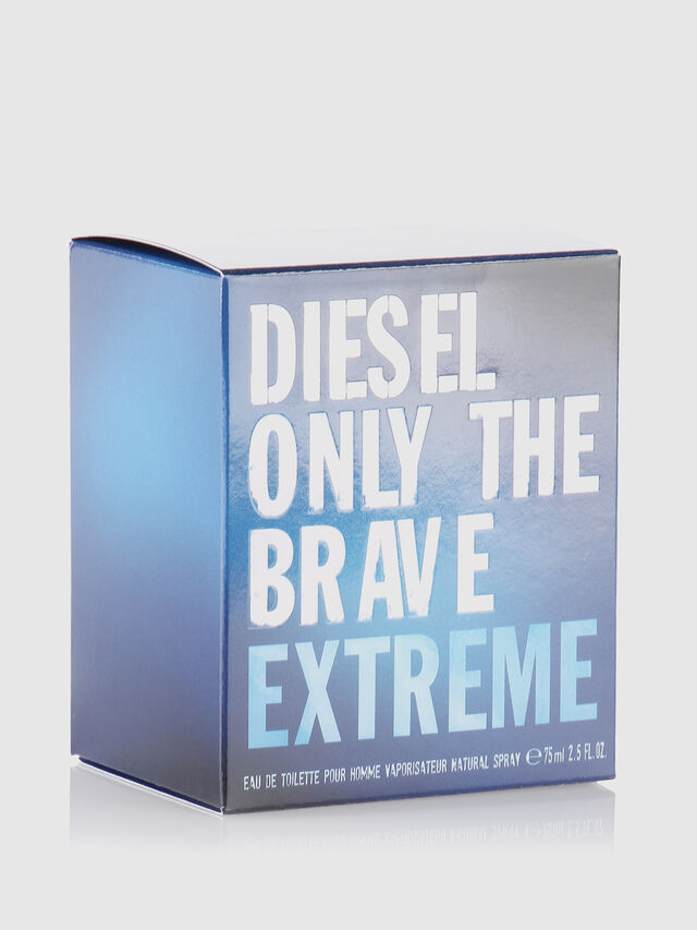 Diesel - ONLY THE BRAVE EXTREME 75ML, Bleu - Only The Brave - Image 3
