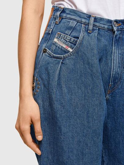 Diesel - D-Concias 009VZ, Bleu moyen - Jeans - Image 4