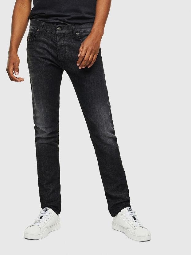 D-Luster 0095K, Noir/Gris foncé - Jeans