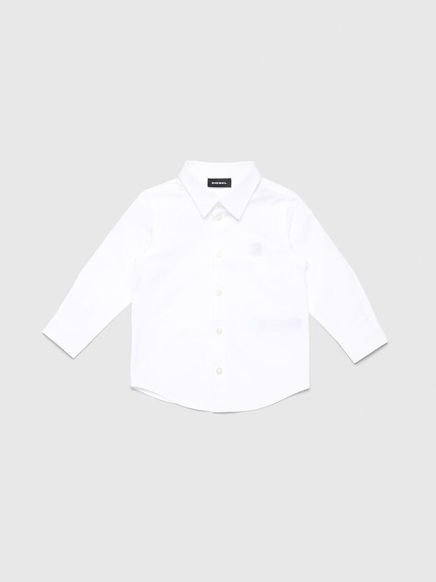 CSBILLB, Blanc - Chemises