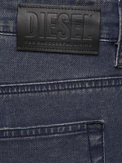 Diesel - D-Vider JoggJeans 069PR, Bleu Foncé - Jeans - Image 4
