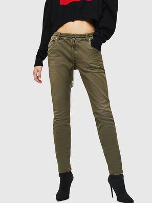 Krailey JoggJeans 0670M, Vert Militaire - Jeans