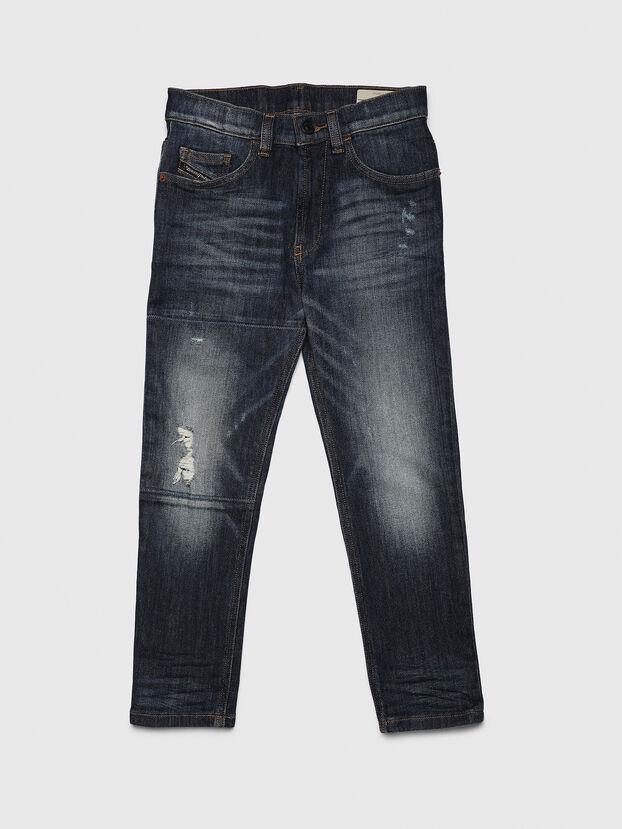 D-EETAR-J, Bleu Foncé - Jeans