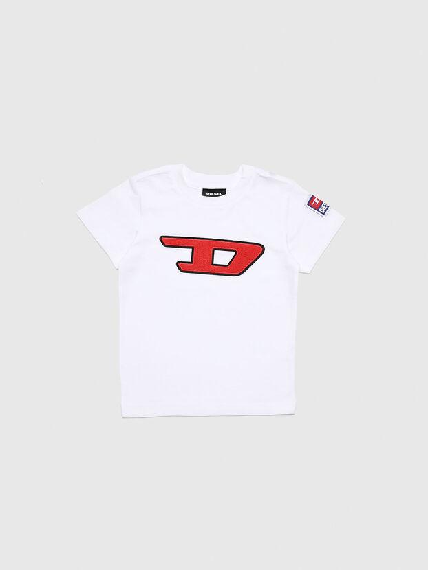 TJUSTDIVISIONB-D-R, Blanc - T-shirts et Hauts