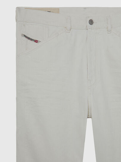 Diesel - D-Franky 009BZ, Blanc - Jeans - Image 4