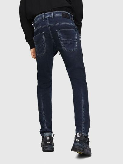 Diesel - Krooley JoggJeans 069HY, Bleu Foncé - Jeans - Image 2