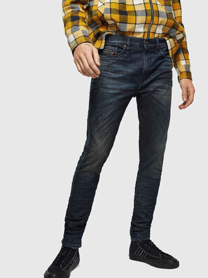 D-Reeft JoggJeans 0870Y, Bleu Foncé - Jeans