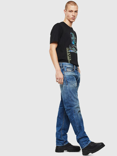 Diesel - D-Macs 0097I, Bleu moyen - Jeans - Image 6