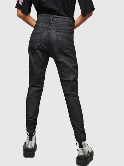 Diesel - Fayza JoggJeans 069GP, Noir/Gris foncé - Jeans - Image 2